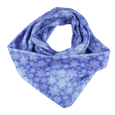 Infinity SCARF Fleece FUN Flakes
